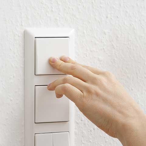 Lichtschalter (Beispiel)